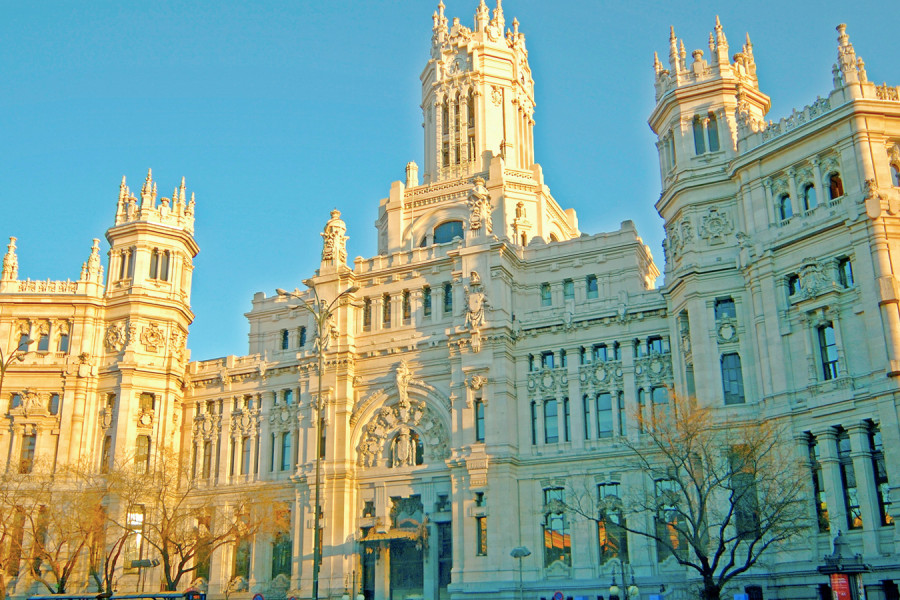 REHABILITATION OF MADRID CITY HALL